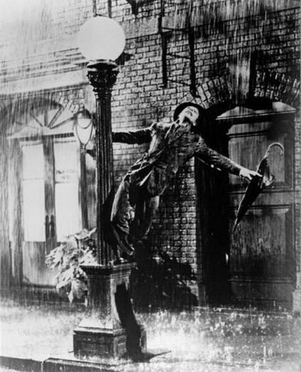 Como dibujar la persona bajo la lluvia  Esteban Cervi